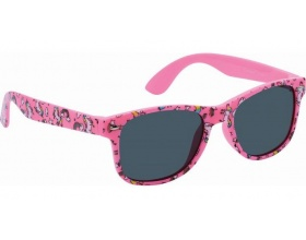Vitorgan Eyelead Polarized Παιδικά γυαλιά Ηλίου Χρώμα Ρόζ Με Μονόκερους, 1τμχ