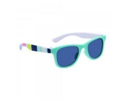 Vitorgan Eyelead Polarized Παιδικά γυαλιά Ηλίου Χρώμα Λευκο - Μεντα, 1τμχ