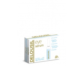 SJA Pharm Delousil Eye Repair Serum Αμπούλες για την Ευαίσθητη Περιοχή των Ματιών, Βελτιώνει την εικόνα γύρω από τα μάτια & απαλύνει τα σημάδια της γήρανσης 2ml