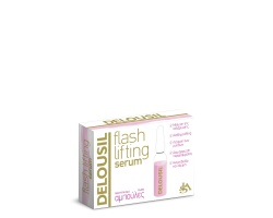 SJA Pharm Delousil Flash Lifting Oρός παρέχει άμεση σύσφιξη και αίσθηση «lifting» 2ml