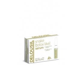 SJA Pharm Delousil Snake (Botox Like) Serum Ενυδατικός Ορός περιέχει ενεργά πεπτίδια που προσδίδουν στο προϊόν δράση, για την πρόληψη των ρυτίδων έκφρασης 2ml
