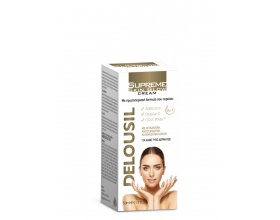 SJA Pharm Delousil Supreme Skin Glow Cream Κρέμα προσώπου για κάθε τύπο δέρματος, Με λευκαντική αντιοξειδωτική και ενυδατική δράση 50ml