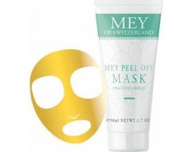 Dekaz Mey Peel – Off Mask Precious Gold  Μάσκα περιποίησης για σύσφιξη, τόνωση και λάμψη 50ml