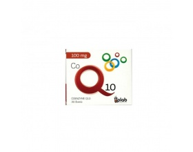 Uplab CoEnzyme Q10 100mg Συμπλήρωμα διατροφής Συνένζυμο με αντιοξειδωτικές ιδιότητες 30 δισκία