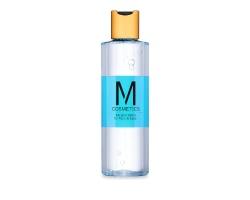 M Cosmetics Micellar Water for Face & Eyes, Νερό Καθαρισμού Προσώπου και Ματιών, 200ml