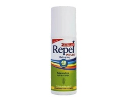 Uni-Pharma Repel Anti-lice Prevent Hair Spray Άοσμο Απωθητικό σπρέι για τις ψείρες, 150ml