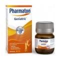 Pharmaton Geriatric Πολυβιταμίνη με Ginseng για Μνήμη, Συγκέντρωση και Ανοσοποιητικό 30 κάψουλες