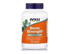Now Foods Bone Strength, Συμπλήρωμα Διατροφής για την καλή υγεία των οστών, 120 κάψουλες