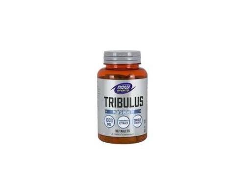 Now Foods Sports Tribulus 1000 mg, Συμπλήρωμα Διατροφής για την υποστήριξη της γονιμότητας και την ανανέωσης του σώματος, 90 ταμπλέτες