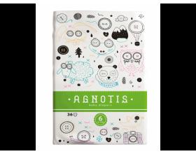 Agnotis Βρεφικές Πάνες No6 (16-30 Kg), 36Τεμ
