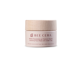 Bee Cera Μάσκα Προσώπου με Πράσινο Άργιλο, 50ml