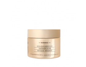 Korres Golden Krocus Hydra-Filler Plumping Cream Επανορθωτική Κρέμα Νεότητας Σύσφιγξη & Lifting με Χρυσό Κρόκο, 50ml
