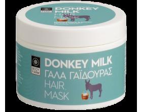 Bodyfarm Μάσκα μαλλιών Γάλα γαιδούρας, 200ml