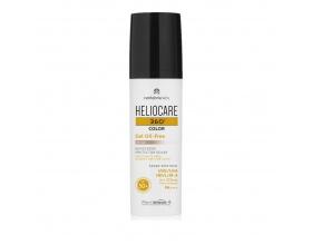 Heliocare 360 Color Gel Oil-Free SPF50+ Beige Αντηλιακό Προσώπου, 50ml