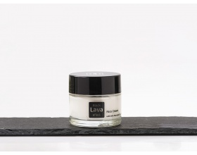 Propharm Olive Touch Black Lava Effect Antipollution & AntiBluelight Ενυδατική & Αντιγηραντική Κρέμα Προσώπου με Λάβα, 50ml