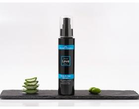 Propharm Olive Touch Black Lava Effect Λάδι Σώματος και Μαλλιών με Ηφαιστειακή Λάβα, 100ml
