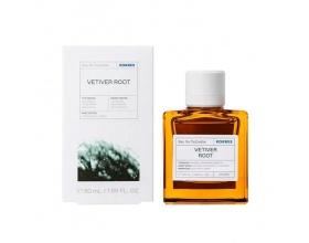 Korres Vetiver Root Eau de Toilette Ανδρικό Άρωμα, 50ml