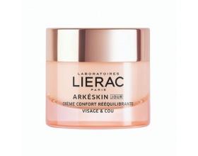 Lierac Arkeskin Rebalancing Comfort Day Cream Κρέμα Ημέρας που Διορθώνει τα Σημάδια της Εμμηνόπαυσης στο Δέρμα, 50ml