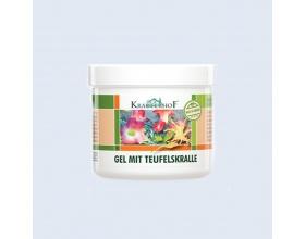 Krauterhof Gel Μασάζ με Αρπαγόφυτο και Ευκάλυπτο, 250ml