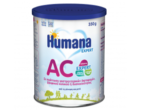 Humana Ac Expert, Βρεφικό Γάλα σε Σκόνη για Γαστρεντερικές Διαταραχές, από την Γέννηση, 350gr.