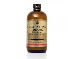 Solgar L-Carnitine 1500mg liquid Ενέργεια & Ενίσχυση του Μεταβολισμού, 473ml
