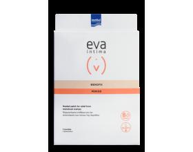 Eva Intima Menofix Αυτοκόλλητο θερμαινόμενο επίθεμα για την ανακούφιση των πόνων περιόδου, 3pouches