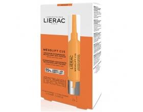 Lierac Mesolift C15 Συμπύκνωμα Κατά της Κουρασμένης Επιδερμίδας, 2x15ml