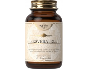 Sky Premium Life Resveratrol Συμπλήρωμα Διατροφής Ρεσβερατρόλης 60caps