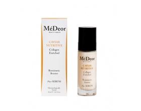 MeDeor Caviar Nutritive Collagen Enriched Βιομιμητικός ορός booster με ισχυρή αντιγηραντική δράση, 30ml