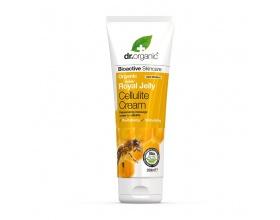 Dr.Organic Royal Jelly Cellulite Cream Κρέμα Κατά της Κυτταρίτιδας 200ml