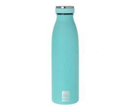 Ecolife Thermos Bottle, Ανοξείδωτο Παγούρι Θερμός, Cιiel, 500ml.