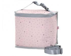My Bag's, Ισοθερμικό Τσαντάκι Picnic, Leaf Pink , COLEFPIN, 1τμχ.