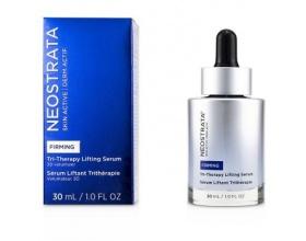 Neostrara Skin Active Firming Tri-Therapy Serum 3D Ορός Αύξησης Όγκου, Σύσφιξης & Άμεσου Γεμίσματος Ρυτίδων, 30ml