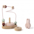 Trixie Wooden Beads Maze, Βρεφικό Ξύλινο Παιχνίδι, Μrs Rabbit, 12m+, 1τμχ.