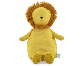 Trixie Plush Toy Large, Αρκουδάκι Αγκαλιάς από 100% Οργανικό Βαρμβάκι, Mr Lion, 1τμ.