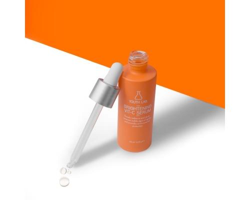 Youth Lab Brightening Vit-C Serum Ορός Προσώπου με Βιταμίνη C, 30ml