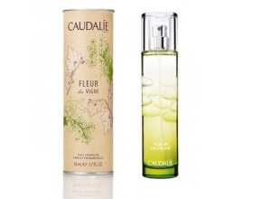 Caudalie Fleur de Vigne Fresh Fragrance Γυναικείο Eλαφρύ άρωμα συνδυάζει λευκό τριαντάφυλλο, ροζ πιπέρι & καρπούζι, με γκρέιπφρουτ, μανταρίνι και τόνους κέδρου 50ml