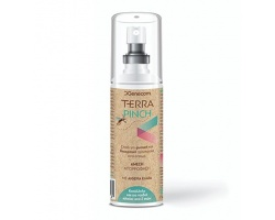 Genecom Terra Pinch Φυσική Προστασία Από Έντομα με αιθέρια έλαια κατάλληλο και για παιδιά από 2 ετών 120ml