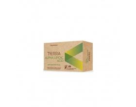 Genecom Terra Alpha Lipoic Acid Συμπλήρωμα διατροφής με αντιοξειδωτική δράση 30 ταμπλέτες