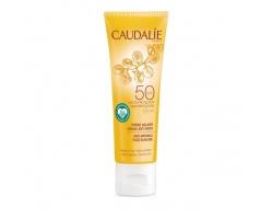 Caudalie Anti-wrinkle Face Suncare SPF50 Αντηλιακή Αντιγηραντική Κρέμα Προσώπου 50ml