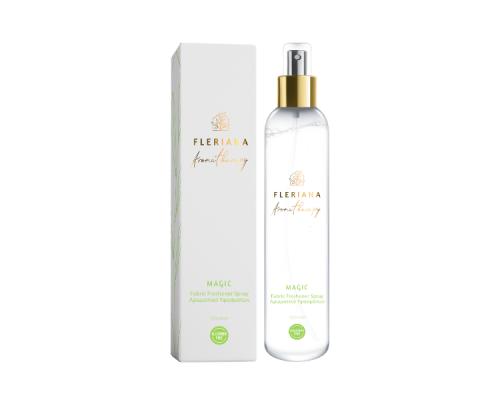 Power Health Fleriana Aromatherapy Magic Fabric Freshener Spray Υγρό Αρωματικό Υφασμάτων με Υπέροχο Άρωμα που Διαρκεί,125ml