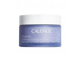 Caudalie Vinoperfect Dark Spot Correcting Glycolic Night Cream Κρέμα Νυχτός φροντίδα επανόρθωσης για ομοιόμορφο και φωτεινό τόνο που ενισχύει τη λάμψη της επιδερμίδας 50ml