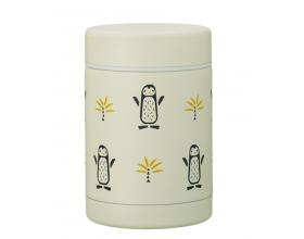 Fresk, Θερμός Φαγητού από Ανοξείδωτο Ατσάλι, FD100-7, Pinquin, 300ml.