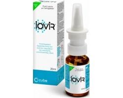 Cube Iovir Nasal Spray Αντιικό Σπρέι για τη Ρινική Συμφόρηση, 20ml