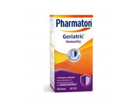 Pharmaton Geriatric Immunity  Συμπλήρωμα διατροφής με συνδυασμό βιταμινών και μετάλλων, που υποστηρίζει τη φυσιολογική λειτουργία του ανοσοποιητικού συστήματος 30 tabs