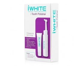 iWhite Tooth Polisher Συσκευή Γυαλίσματος Δοντιών μαζί με γυαλιστική κρέμα 1τμχ