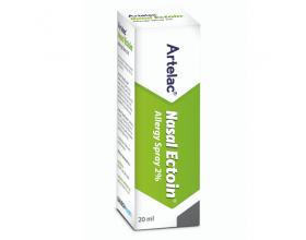 ARTELAC Nasal Ectoin Allergy Spray 2% Ρινικό Σπρέι για την πρόληψη και την αντιμετώπιση των συμπτωμάτων της αλλεργικής ρινίτιδας 20ml