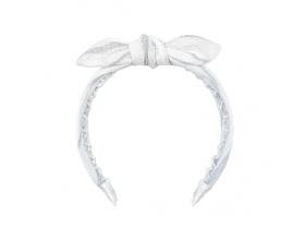 Invisibobble Hairhalo Nordic Breeze Στέκα Μαλλιών χρώμα άσπρο 1 τμχ
