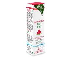 Power of Nature Watermelon Body Detox Συμπλήρωμα διατροφής για την αποτοξίνωση του οργανισμού  με γεύση καρπούζι 20 αναβράζοντα δισκία