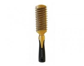 Beauty Spring Βούρτσα Μαλλιών Αέρος Χρώμα Κίτρινο/Μάυρο No 5210, 1τμχ